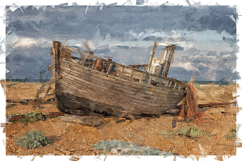 «Old Fishing Boat»
