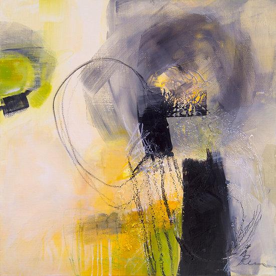 «Untitled-04»-akryl på lerret 50x50cm