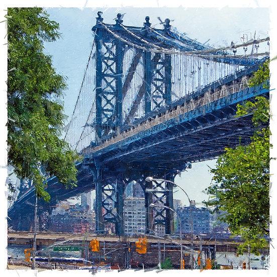 «Brooklyn Bridge-2»