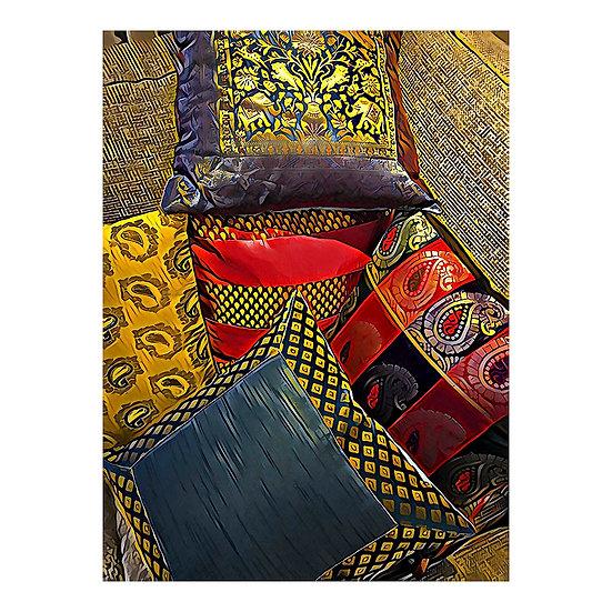 «Magic Cushions» – FOTO-image