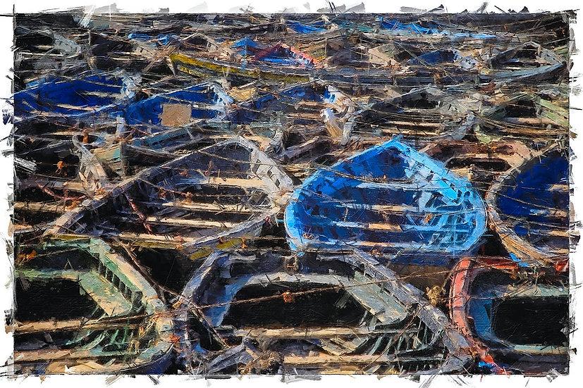«Fishing Boats»