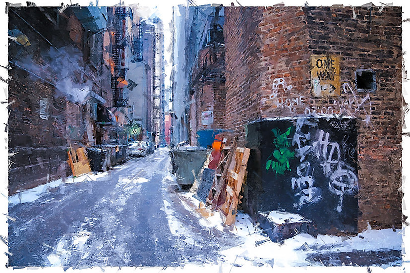 «On The Back Street»