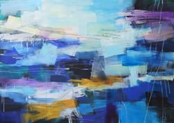 Blue Landscape-3
