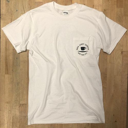 Suicide King Pocket T-Shirt (Front)