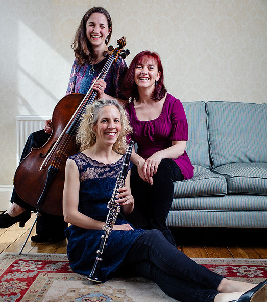 Trio Ecossaise - clarinet, cello and piano Trio