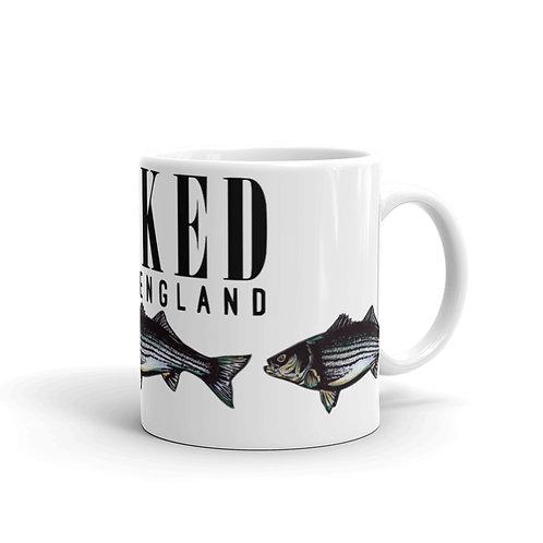 Hooked in New England Coffee Mug