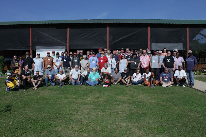 Hill Country Harmoica group photo