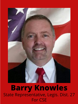 Barry Knowles