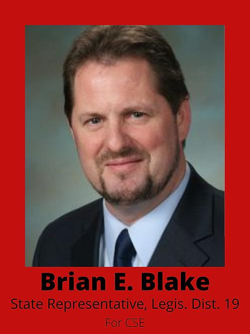 Brian E. Blake