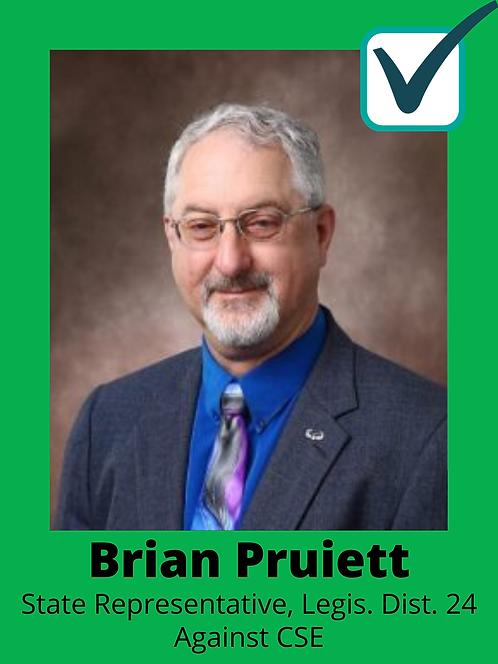 Brian Pruiett