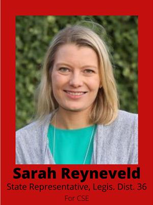 Sarah Reyneveld