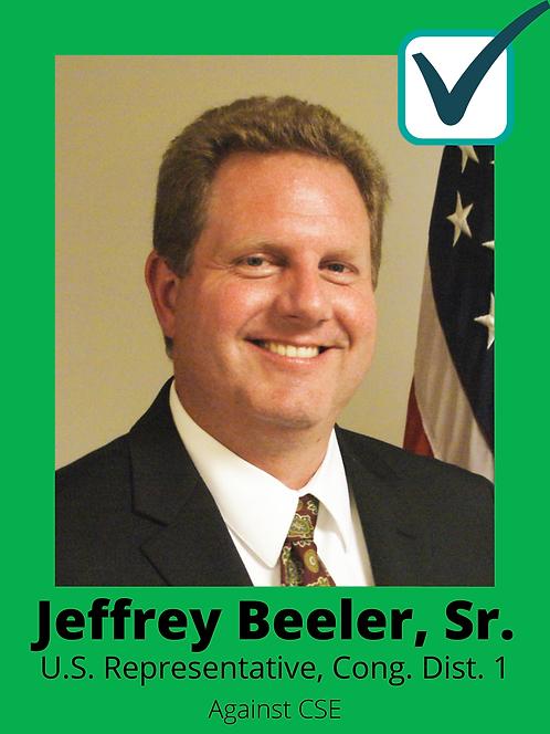 Jeffrey Beeler, Sr.