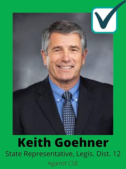 Keith Goehner