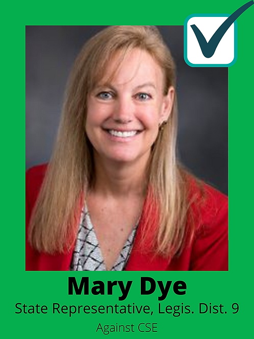 Mary Dye