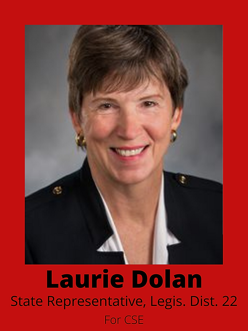Laurie Dolan