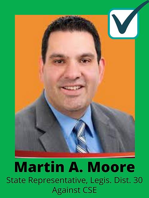 Martin A. Moore