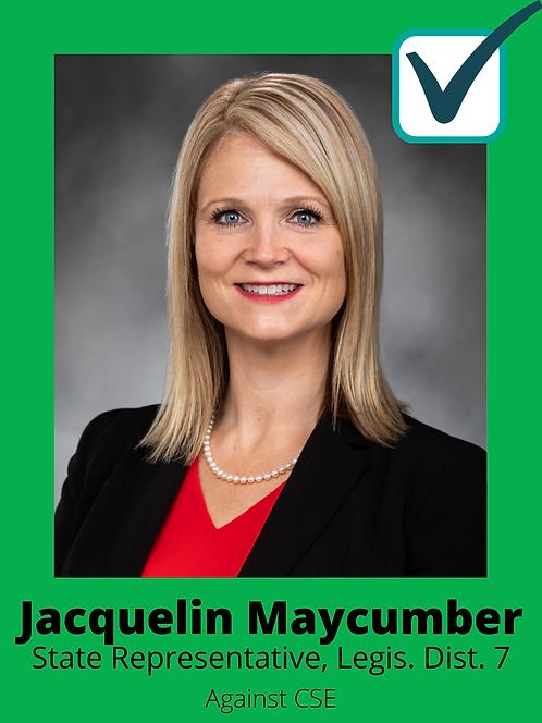 Jacquelin Maycumber