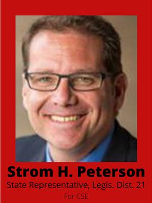 Strom H. Peterson