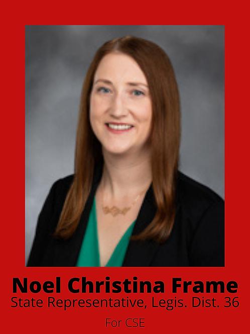 Noel Christina Frame