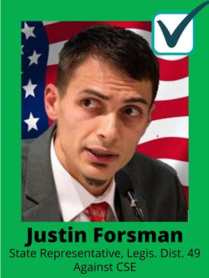Justin Forsman