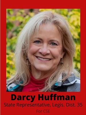 Darcy Huffman