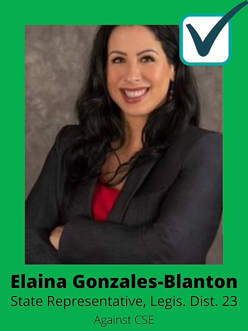 Elaina Gonzales-Blanton