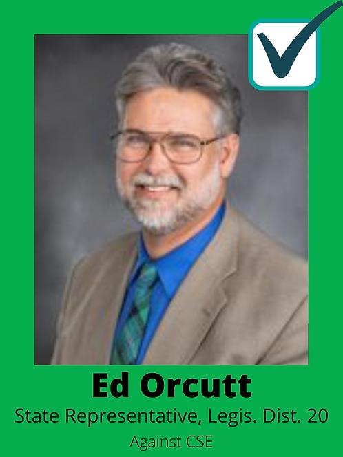Ed Orcutt