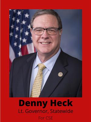 Denny Heck