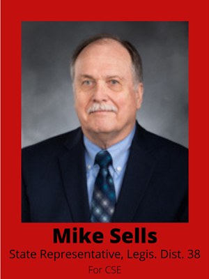 Mike Sells