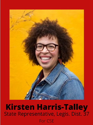Kirsten Harris-Talley