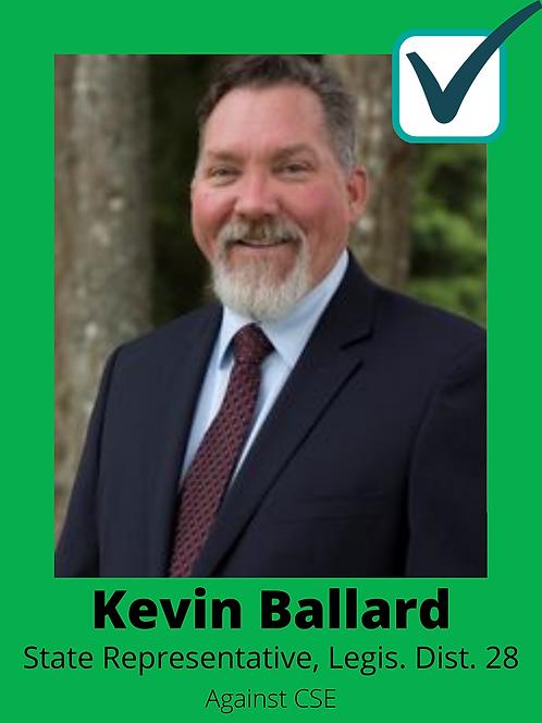Kevin Ballard
