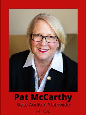 Pat (Patrice) McCarthy
