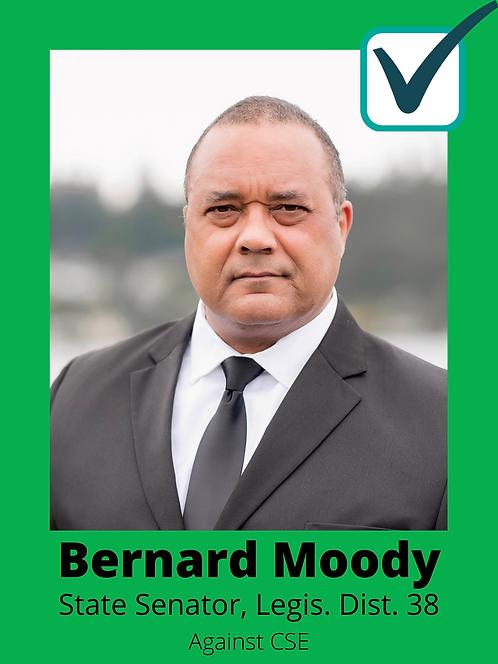 Bernard Moody