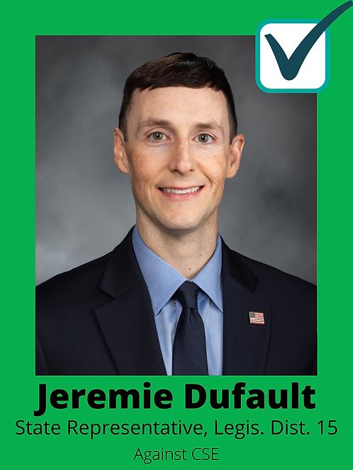Jeremie Dufault