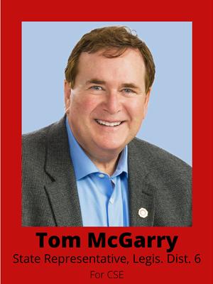 Tom McGarry