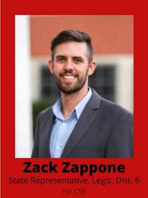 Zack Zappone