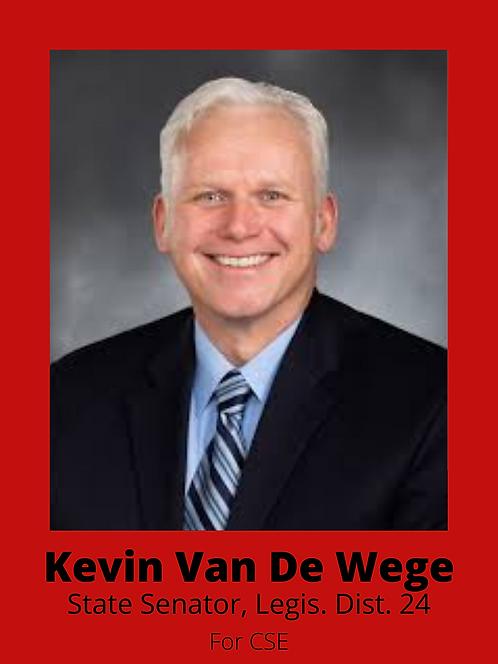 Kevin Van De Wege