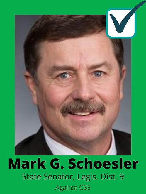 Mark G. Schoesler
