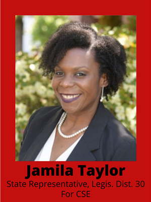 Jamila Taylor