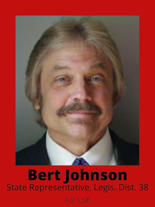 Bert Johnson