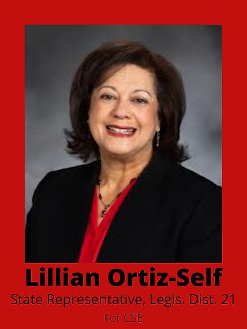 Lillian Ortiz-Self