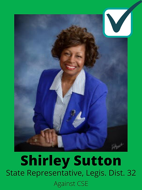 Shirley Sutton
