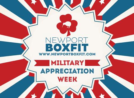 Military Appreciation Week