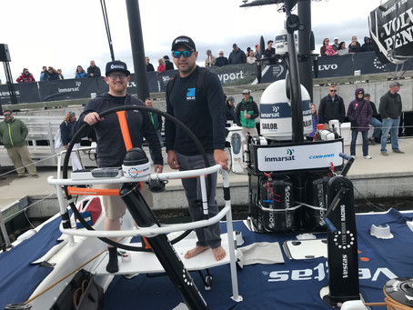 Newport Boxfit & The Volvo Ocean Athletes