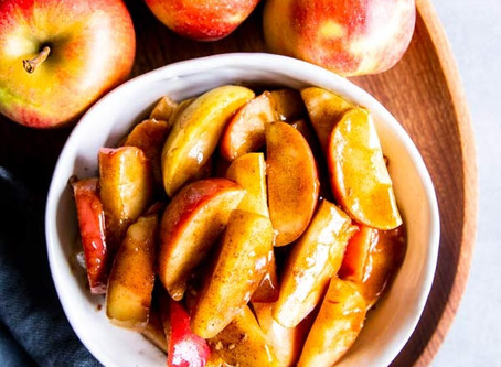 FALL NUTRITION - 20 Reasons To Eat More Apples