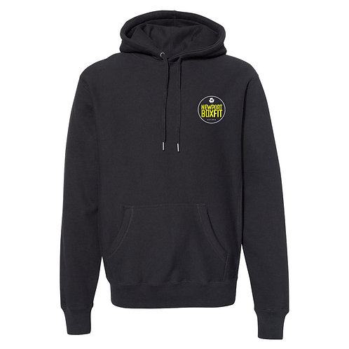 Super heavyweight Hooded Pullover