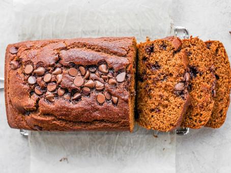 Nutritious Dessert Recipes - Pumpkin Bread