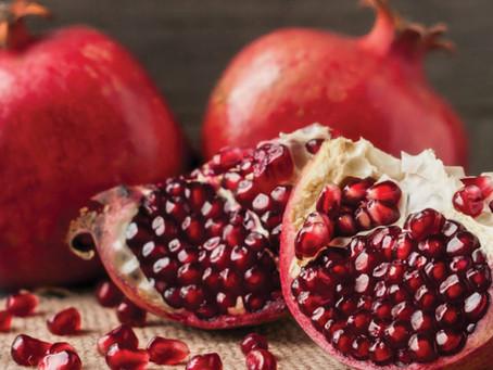FALL NUTRITION - Pomegranates