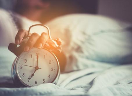 Sleep is the pillar of health!