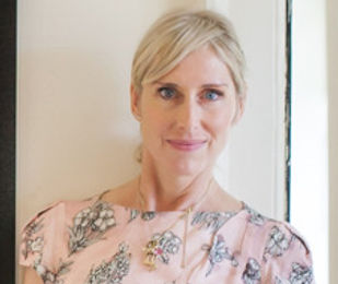 Lauren Child with Clarice Bean illustrat